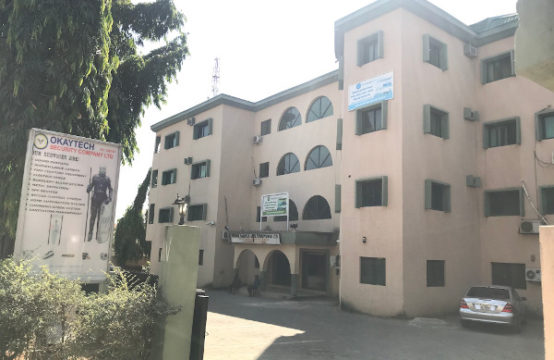 Commercial Office Complex – Wuse 2 (Adetokunbo Ademola Crescent)