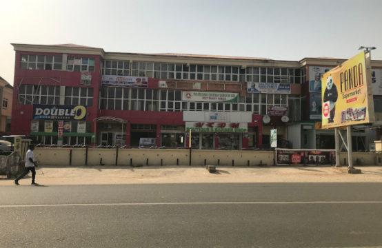 Obioma Onyeador Plaza - Rowland Abonta