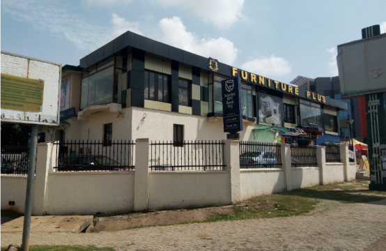 Commercial Office Complex – Wuse 2 (Aminu Kano Crescent)