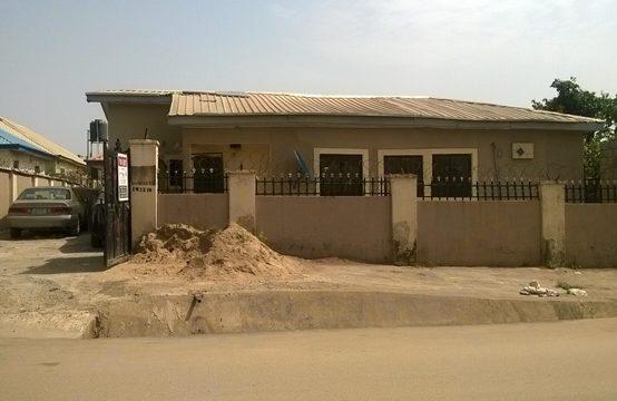 Semi-Detached Bungalows (FHA, Lugbe)